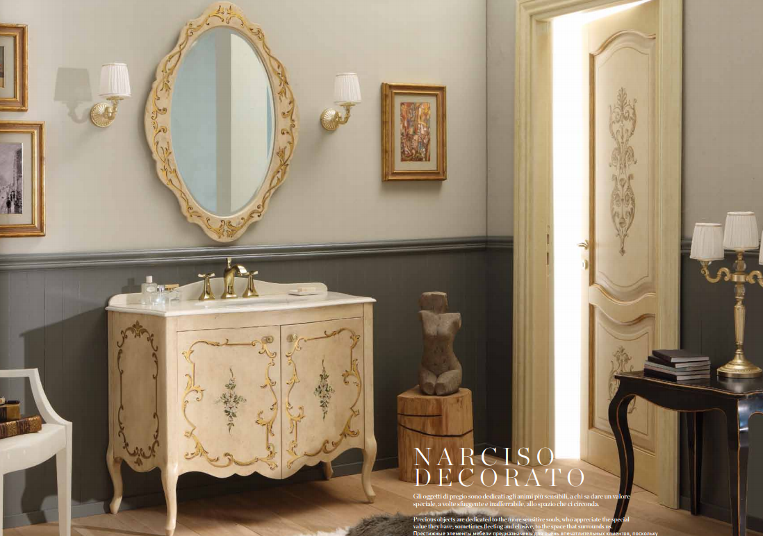 Amazing legno bagno narciso with bagni legno - Progetti mobili in legno pdf ...